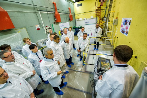 International Partnership for Nuclear Disarmament Verification (IPNDV) Site Visit
