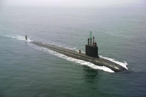 USS Virginia, US Navy submarine